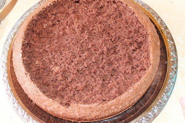 Торт «Норка крота» рецепт с фото 4