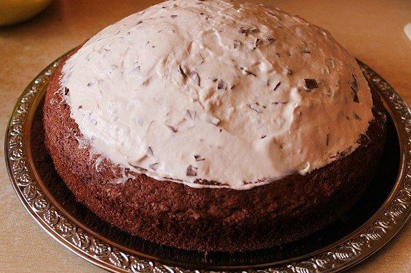 Торт «Норка крота» рецепт с фото 7