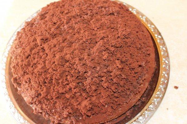 Торт «Норка крота» рецепт с фото 8