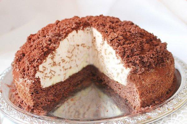 Торт «Норка крота» рецепт с фото 9