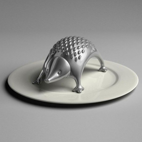Гаджет - ежовая терка для сыра
