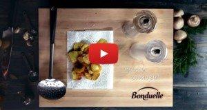 Домашние чипсы видео