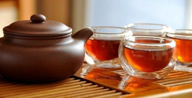 Китайский чай youtube