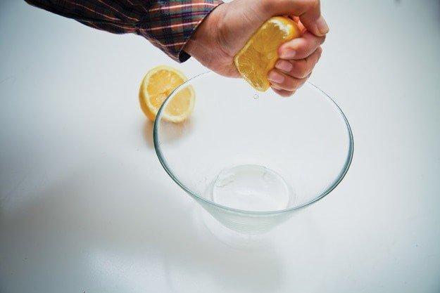 Как выжать много сока из цитрусовых