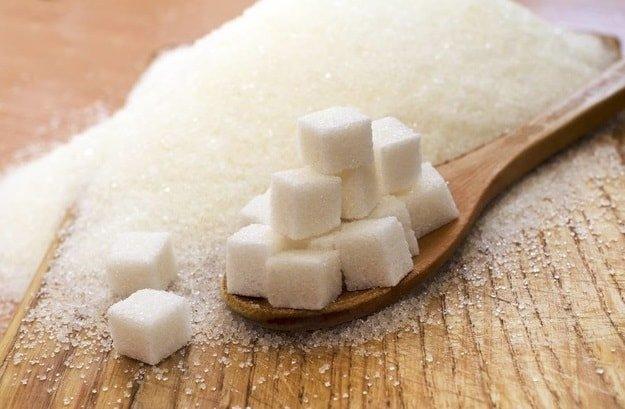 10 продуктов из-за которых мы набираем вес - сахар